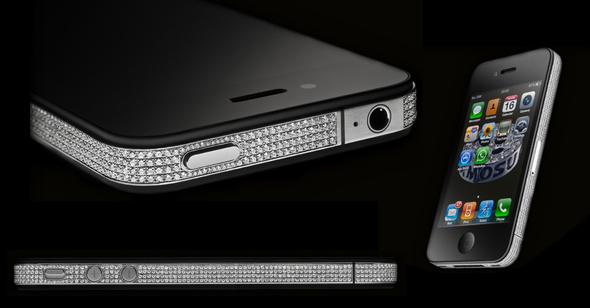 iPhone 5 Amosu luxury