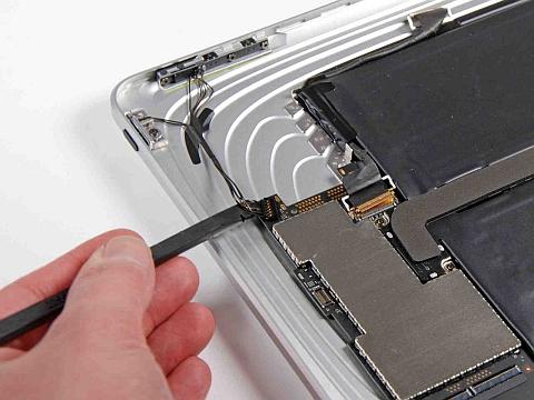 Отключение элементов управления iPad