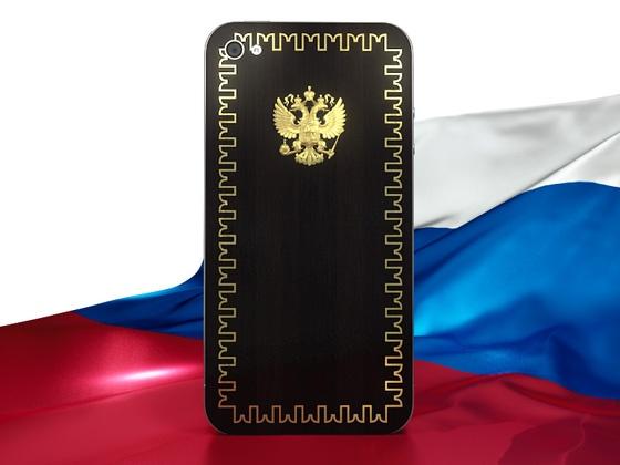 iPhone 5 Kremlin Edition