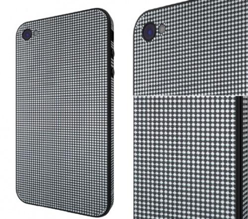 iPhone 4S бриллиантовая задняя крышка