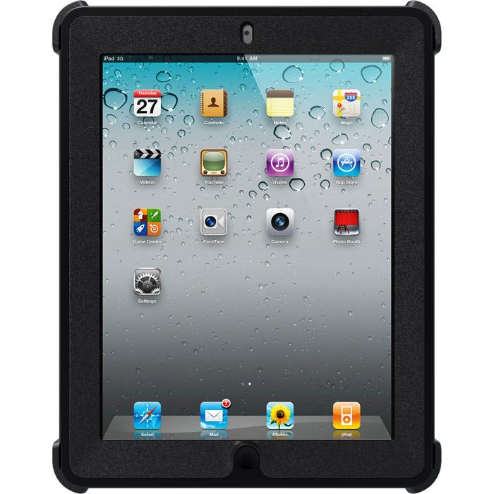 Otterbox new ipad case - чехол защитный