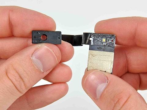 Снимаем датчики айпад первого поколения
