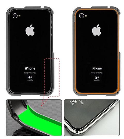 Настоящий защитный чехол для iPhone