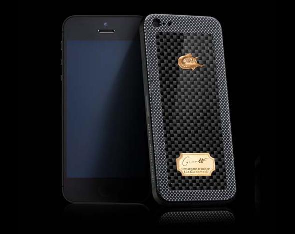 Lamborgini iPhone 5 логотип может быть из рутения