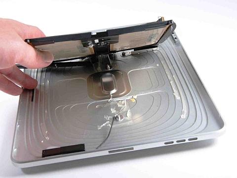 Замена аккумулятора iPad первого поколения