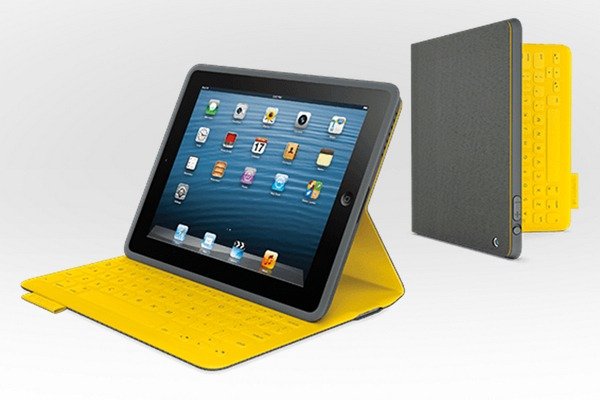 Чехол с клавиатурой для iPad